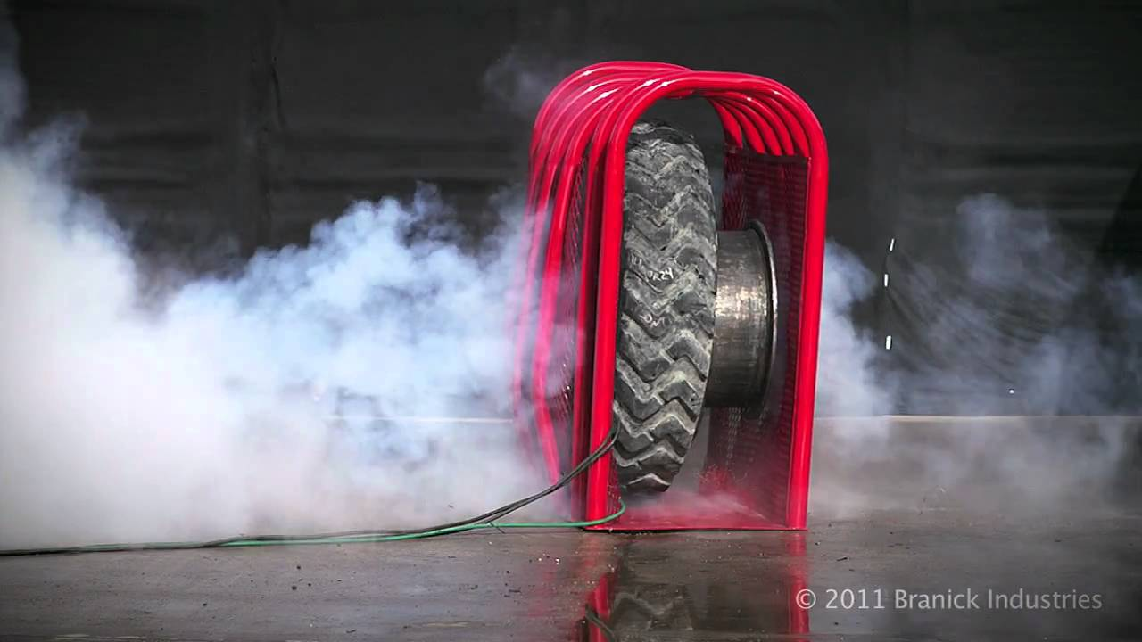 Workers On Wheels >> Tire Safety Video.mov | FunnyDog.TV