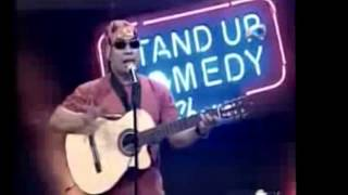 Temon @ Stand Up Comedy Show Indonesia Metro Tv