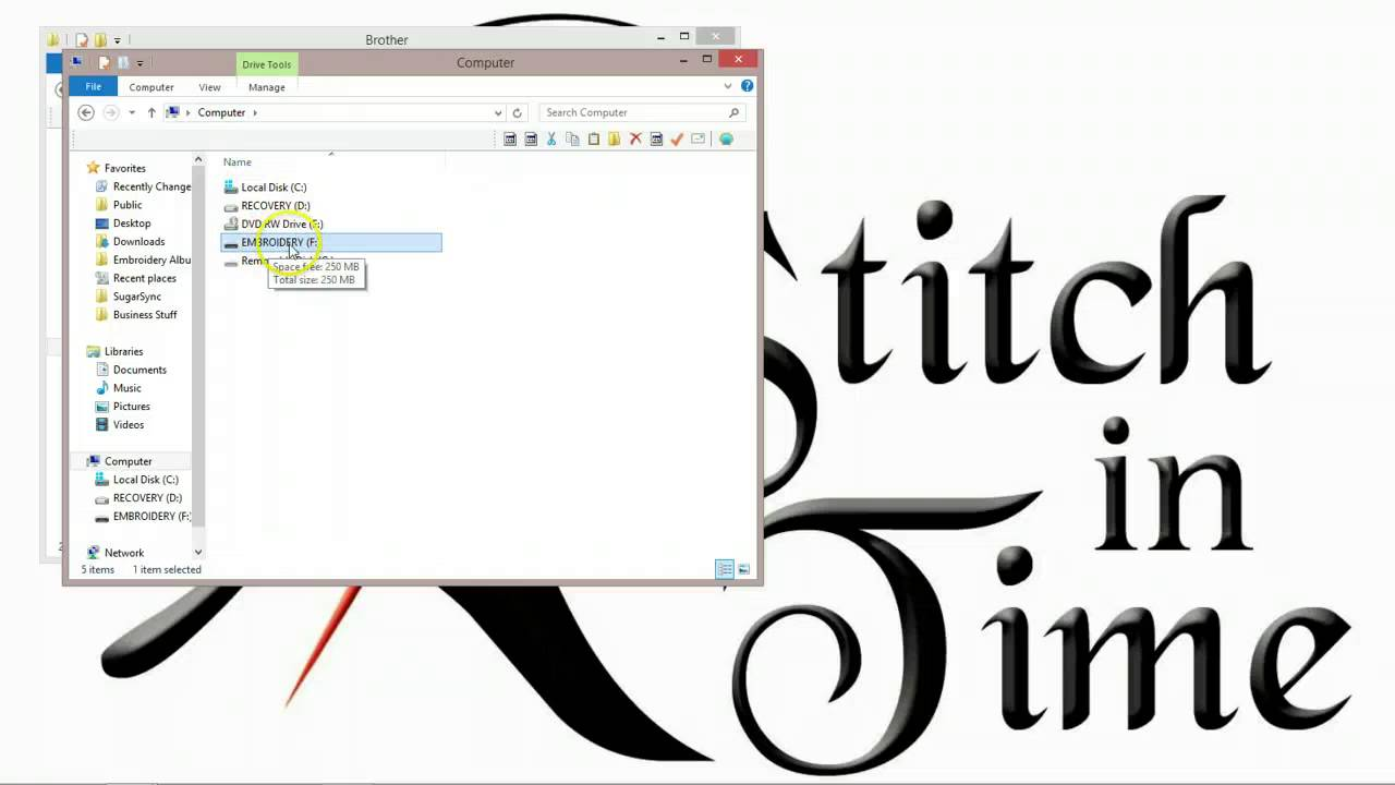 brother embroidery software free download