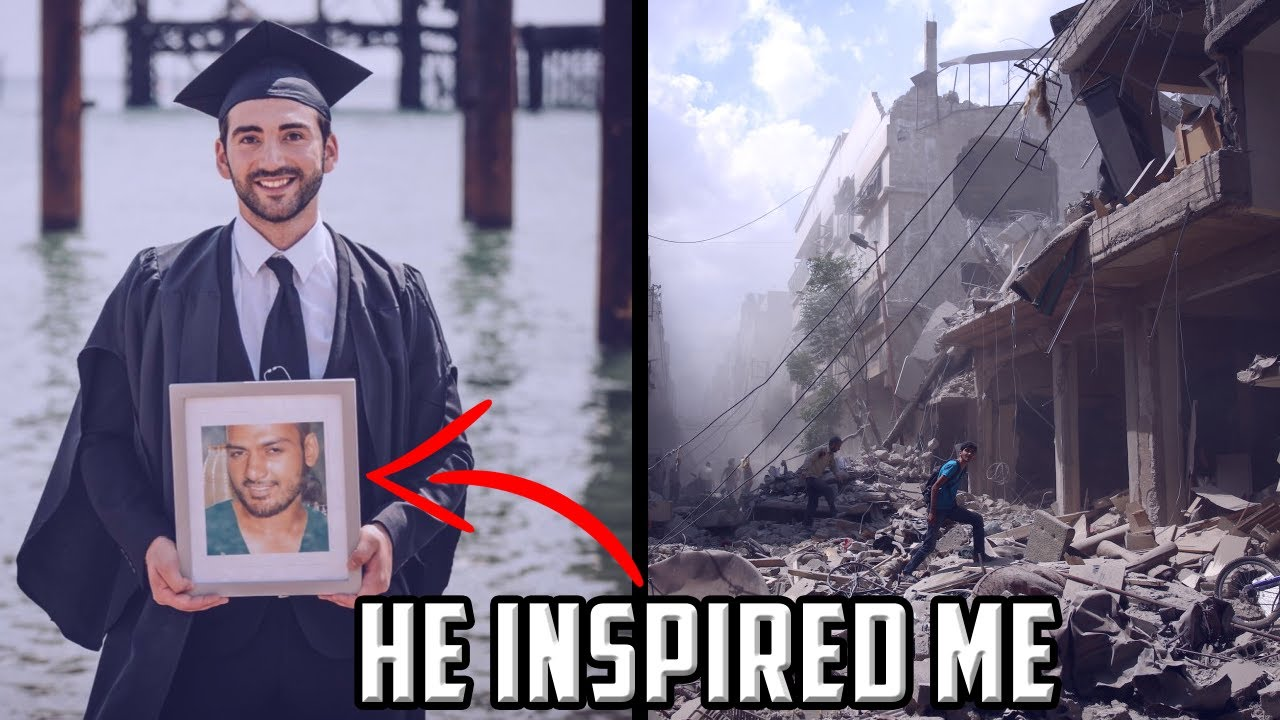 HE BECAME A DOCTOR TO HELP SYRIANS