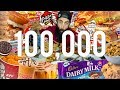 The 100,000 Calorie Challenge | BeardMeatsFood