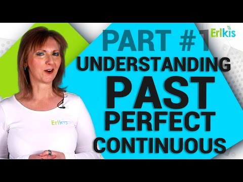 Part 1: Understanding Past Perfect Continuous Tense