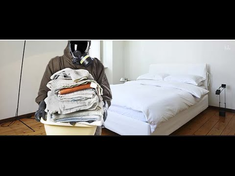 Ebola Biodefense Episode 15 - How To Construct An Isolation Room In Your Own Home