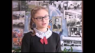 В 26 й гимназии провели открытые уроки, посвященные присоединению Крыма