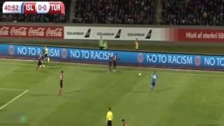 исландия  Турция. 2:0. Обзор матча. 09.10.2016