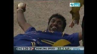 England vs Sri Lanka - Super 8 Cricket World Cup 2007 @ North Sound