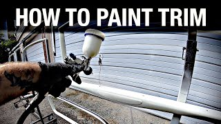 How to Paint Interior Trim & Get the BEST RESULTS! Finishing the Interior on Irontrap's Hot Rod