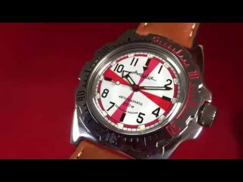 Vostok RADIO ROOM automatic caliber 2415.01