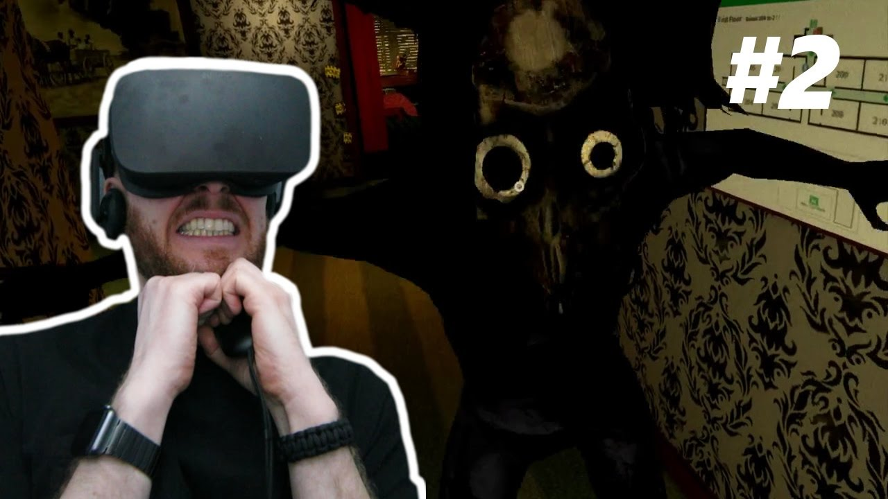 SHE'S AN EVIL WITCH!! Dark Days Oculus Rift Horror Gameplay - Episode 2