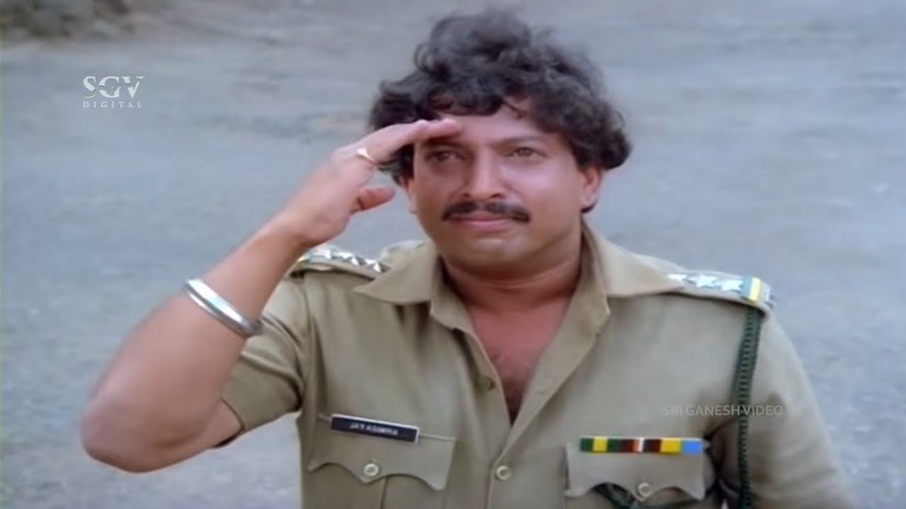 ಜಯಸಿಂಹ Kannada Action Movie | Vishnuvardhan Old Kannada Movies | Mahalakshmi, Vajramuni