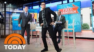 John Cena And Fred Armisen Have A Dance Off, Talk About 'Portlandia' | TODAY
