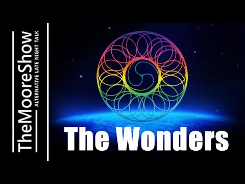 'The Wonders' - a collective consciousness speaking through Réné Gaudette