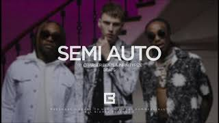 "MGK, EMINEM, BUMBLE BEEZY type Beat ""Semi Auto"" rap, trap instrumental 2019"