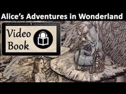Alices Adventures in Wonderland Audiobook by Lewis Caroll, Chapter 8, Full cast vesves unabrid