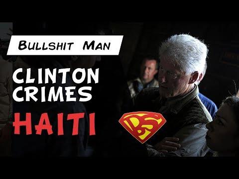 Clinton Crimes: What Happened in Haiti