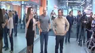 Открытие нового Sport Life в Луцке СТБ