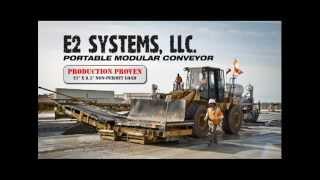 Portable Modular Conveyor - Road Construction Equipment