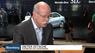 What's Ahead for Mercedes Benz?