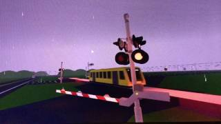 Florida Turnpike Railroad Crossing ROBLOX