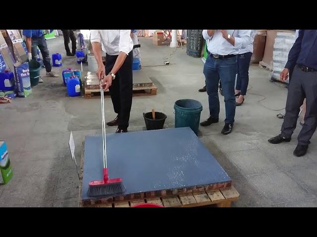 Video thi công quét gốc xi măng 2 thành phần - Neotex