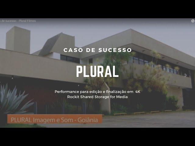 Caso de sucesso - Plural Filmes