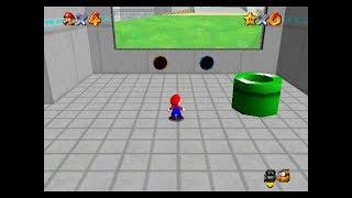 Nintendo 64 Longplay [020] Mari0 64 (Unlicensed)