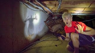 EXPLORING THE SHARER FAMILY SECRET HIDDEN ROOM!! (HAUNTED)