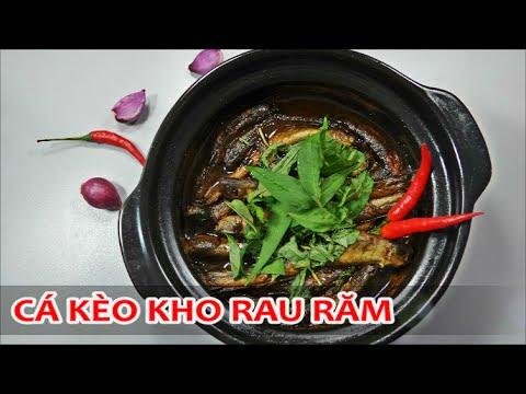 Hướng dẫn nấu Cá Kèo Kho Rau Răm đặc biệt thơm ngon