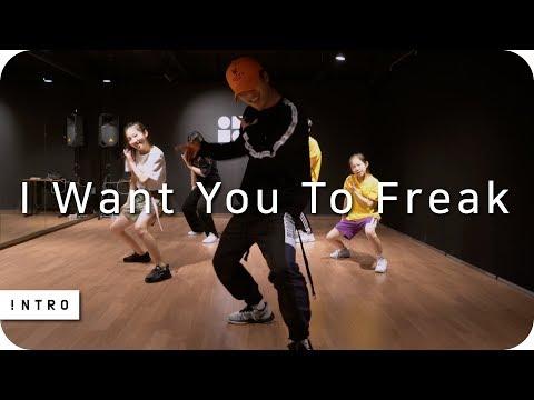 I Want You To Freak - Rak-Su | Fewon Choreography | INTRO Dance Music Studio