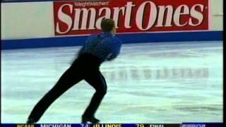 Timothy Goebel 2006 U. S. Nationals SP