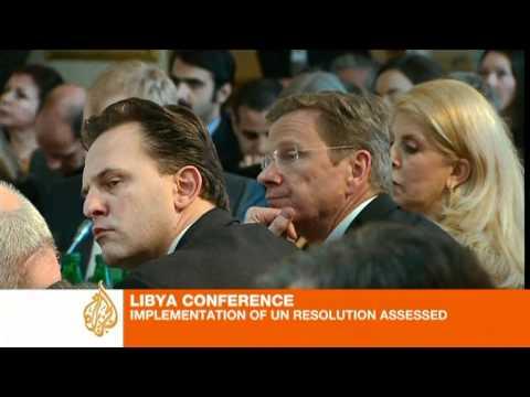 World leaders say Gaddafi must go
