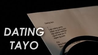 TJ Monterde - Dating Tayo (Lyric Video) thumbnail