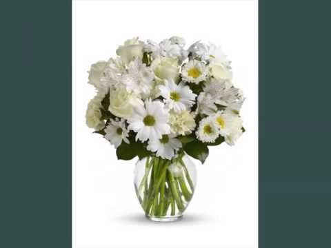 White flowers bouquet set of beautiful flower pictures youtube white flowers bouquet set of beautiful flower pictures mightylinksfo