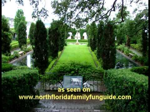 The Cummer Museum Gardens - Jacksonville, Florida