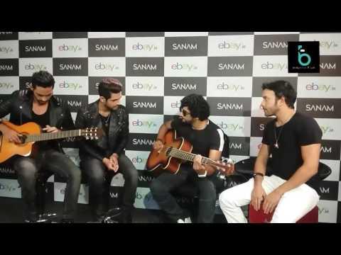 Sanam Puri & Band Live Performance On Gulabi Aankhe Song