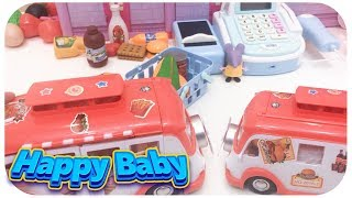 Toy baby shopping   Girl toy video 宝宝购物视频