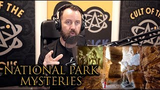 Timesuck | Disappearances, Hidden Cities, Murders and More: National Park Mysteries