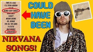 Kurt Cobain Wanted To Turn These Foo Fighters Songs Into Nirvana Songs!