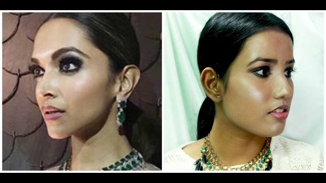 Deepika Padukone IIFA 2016 inspired makeup tutorial ...  Deepika Padukon...