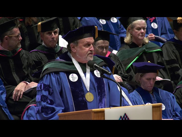 Dr. Dennis S. Charney, Dean of ISMMS, Congratulates 2019 Graduates