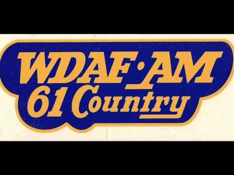 WDAF 61 Country Kansas City - Phil Young - 17:40-18:30 November 8 1990