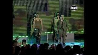 "Goin' Through, Κορινθίου, Τσαλταμπάσης ""Δεν Αντέχω - (301 κ σήμερα)"" VMA 2008"