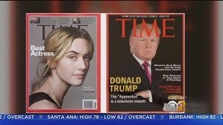 Trump Golf Courses Asked To Take Down Fake Magazine Covers