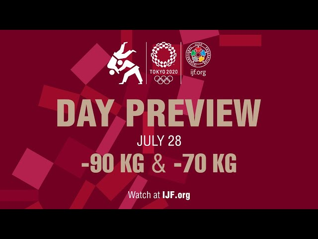 Day 5 Preview Judo - Olympic Games Tokyo 2020