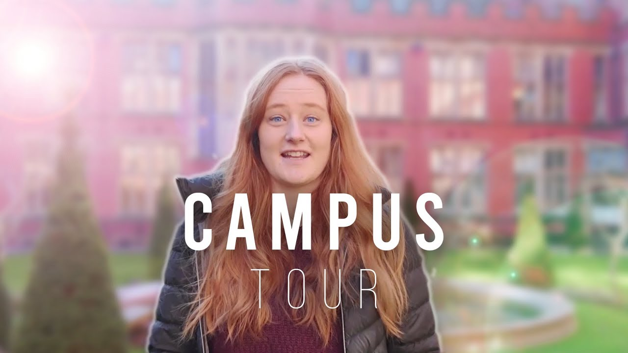 Download Campus Tour   The University of Sheffield