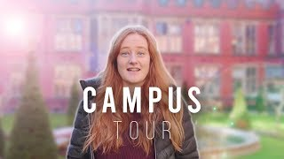 Campus Tour | The University of Sheffield