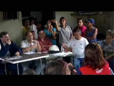 Venezuelan Democracy: A Tension Between Centralized Power and Local Democracy