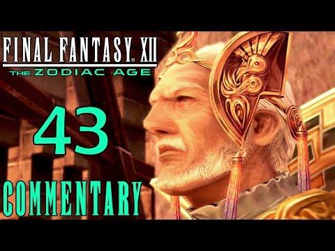 Final Fantasy XII The Zodiac Age Walkthrough Part 43 - Paramina Rift & Vayne's Motives