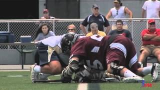 Conestoga vs. La Salle - Lax.com 2012 Lacrosse Highlight