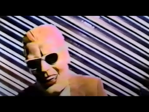 """WGN Channel 9 - The Nine O'Clock News - """"The 1st 'Max Headroom' Incident"""" (1987)"""